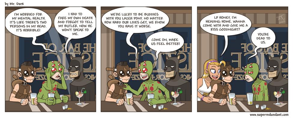 254- Bar buddies