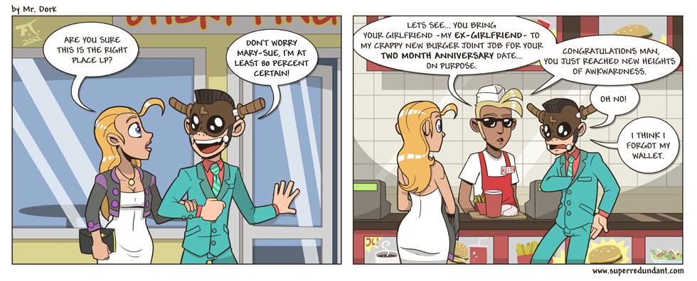218- Awkwardness