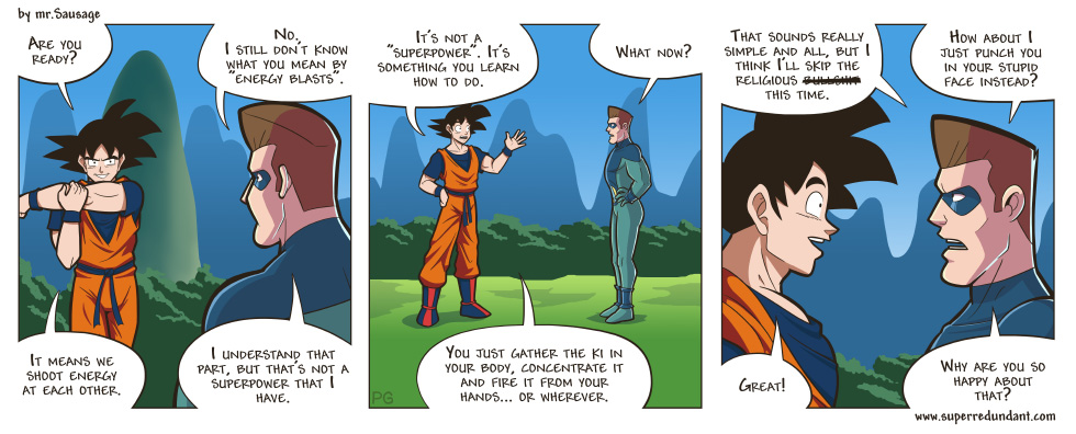 1085- Superpowers