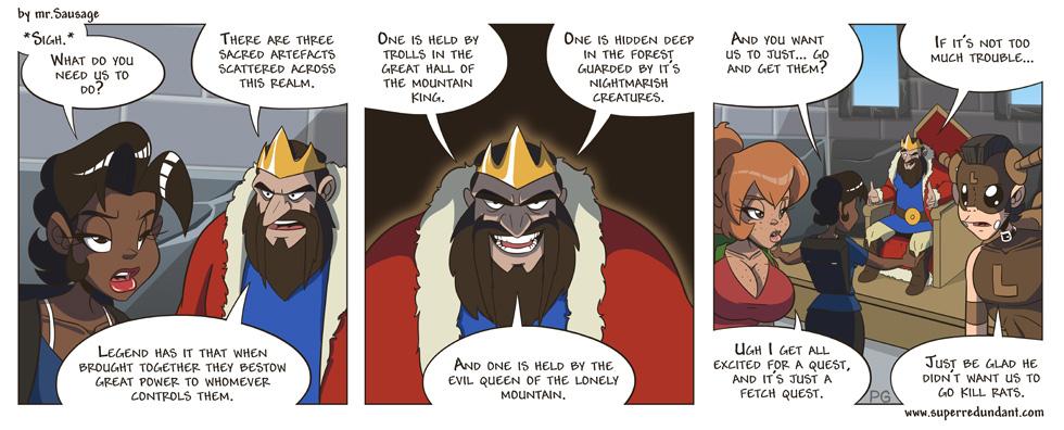 811- Trinkets of doom