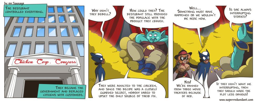 891- Bad storytelling